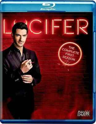 Lucifer: The Complete First Season [New Blu-ray] Manufactured On Demand