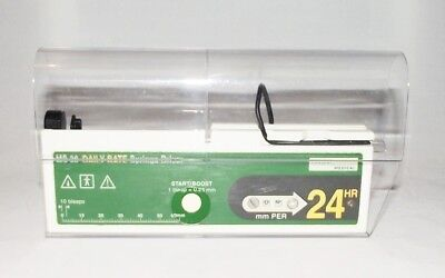 Graseby Ms26 24 Hour Daily Rate Syringe Driver + Case
