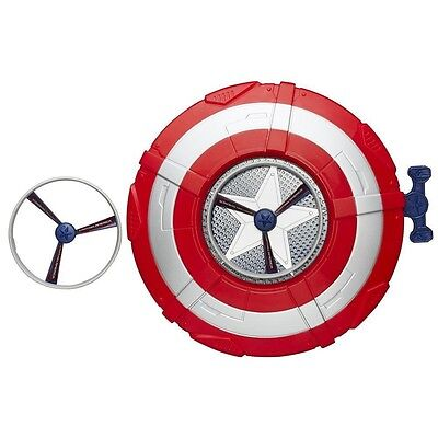 Marvel: Avengers Age of Ultron Captain America Star Launch Shield