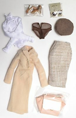 "Supernatural Anais McKnight OUTFIT & ACCESSORIES ONLY 16"" Fashion Royalty FR16"