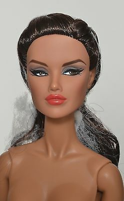 "Jaeme Costas Problem Child 12"" NUDE Doll Color Infusion Fashion Royalty NEW"