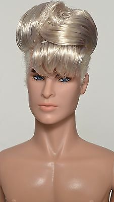 "Callum Windsor 12"" NUDE Doll Color Infusion In The Mix Fashion Royalty NEW"