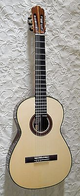 "2016 Cervantes ""Hauser"" concert series classical guitar spruce / Indian"