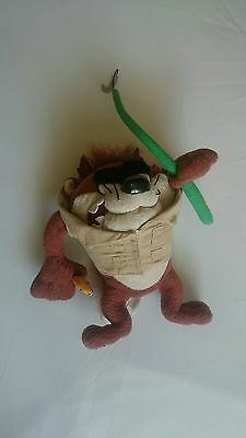 Looney Tunes Fishing  Tazmanian Devil  Toy