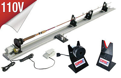 #apw Power Wrapper & #rds Rod Dryer Kit By American Tackle