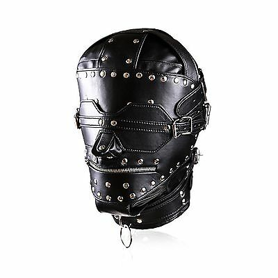 Cappuccio maschera mask zentai sadomaso fetish sex toy shop slave mod.184