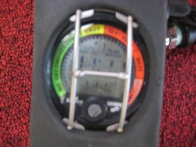 Sherwood Source Air Int Dive Computer with Pressure Gauge and Compass Scuba