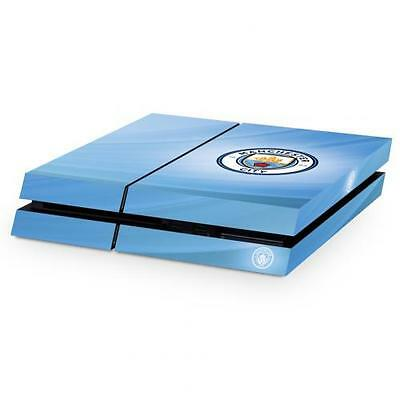 Official Licensed Football Product Manchester City PS4 Console Skin PlayStation