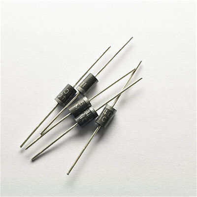10Pcs 1000V 10A Diodes Rectifier Diode 10A10 Genuine High Quality NEW Electrical