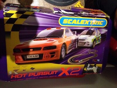 Scalextric Hot Pursuit