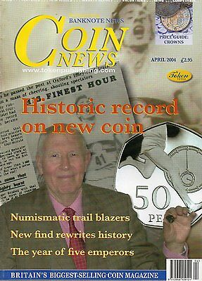 coin news magazine april 2004.
