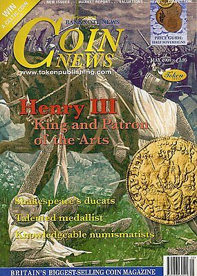 coin news magazine may 2004.