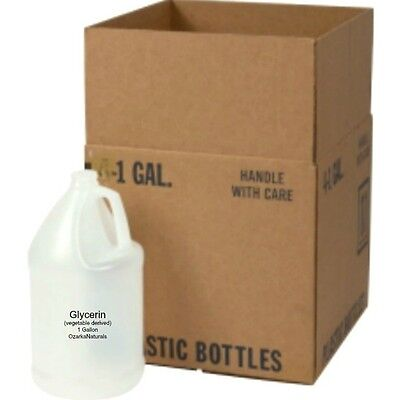 Glycerin ALL NATURAL GLYCERIN Best quality 1 Gallon Free Shipping