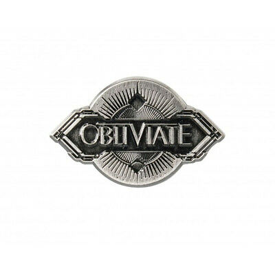 Fantastic Beasts and Where to Find Them OBLIVIATE Pewter Lapel Pin