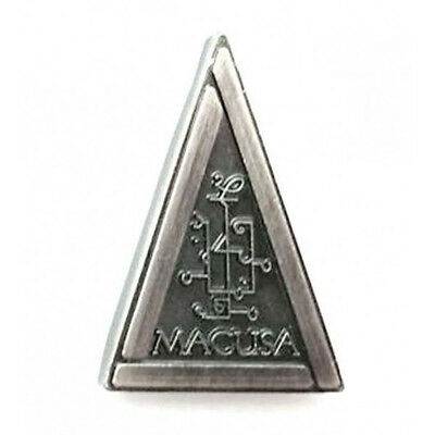 Fantastic Beasts and Where to Find Them MACUSA Pewter Lapel Pin