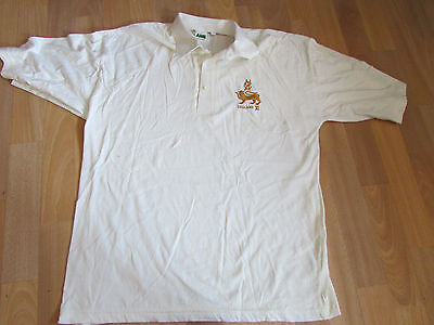 AMS England NCA XI National Academy CRICKET Player Issue Top ADULT Size M