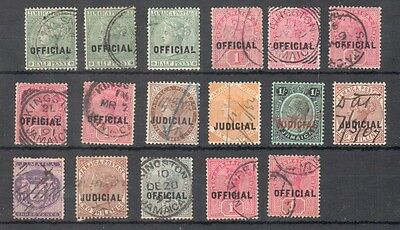 Jamaica - selection of back of the book issues