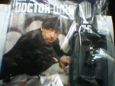 DOCTOR WHO FIGURINE COLLECTION # Issue 76 The Second Doctor (Patrick Troughton)