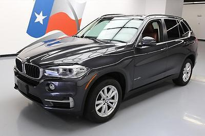 2014 BMW X5 xDrive35i Sport Utility 4-Door 2014 BMW X5 XDRIVE35I AWD HTD SEATS SUNROOF NAV 43K MI #H21713 Texas Direct Auto