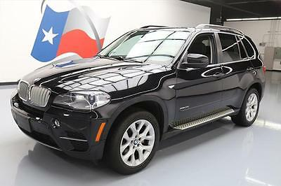 2013 BMW X5  2013 BMW X5 XDRIVE35I PREMIUM AWD PANO SUNROOF NAV 48K #E13907 Texas Direct Auto