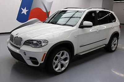 2012 BMW X5 xDrive35d Sport Utility 4-Door 2012 BMW X5 XDRIVE35D DIESEL AWD PANO SUNROOF NAV 44K #B89419 Texas Direct Auto
