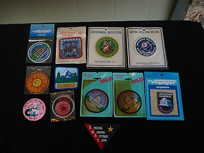 Vintage Assorted Patches(12)