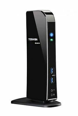 TOSHIBA Dynadock U3.0 Universal USB 3.0 Docking Station. Brand New In Box