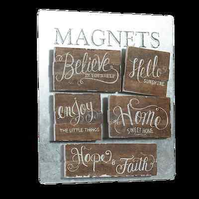 Inspirational Magnets - Pack of 5