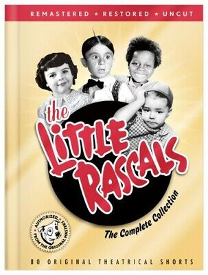 Little Rascals - The Little Rascals: The Complete Collection [New DVD] Full Fram
