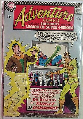 DC Comics - Adventure Comics Issue #348 - Silver Age -1960s - Superboy - Reader