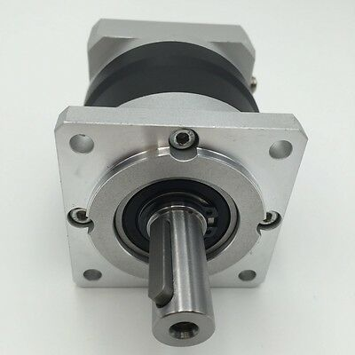 5:1 Planetary Gearbox Nema24 14mm Shaft Speed Reducer for 60mm Servo Motor