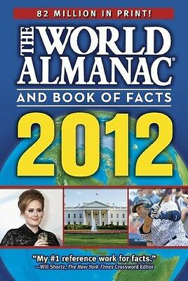 World Almanac and Book of Facts 9781600571473 by Sarah Janssen, Hardback, NEW