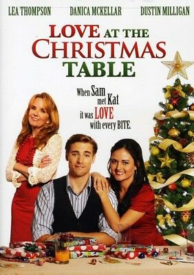 Love at the Christmas Table [New DVD] Widescreen