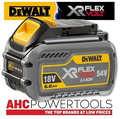 DeWalt DCB546-XJ 18v/54v XR FLEXVOLT 6.0Ah Li-ion Battery Pack