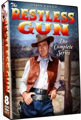 The Restless Gun: The Complete Series [New DVD]
