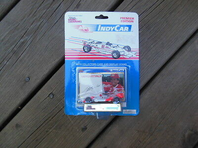 EMERSON FITTIPALDI  INDY CAR Racing Champions Die Cast w Card