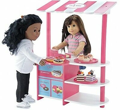 Furniture For American Girl Doll 18 Inch Dolls Grocery Store Playset Kids Play
