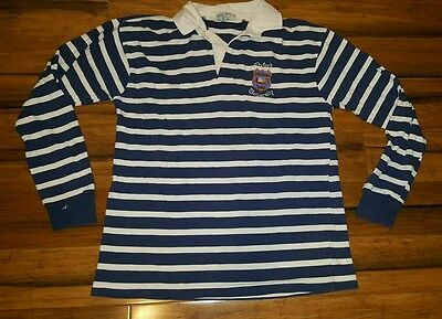 Mens Vintage Rare Oxford University England Rugby shirt  Jersey