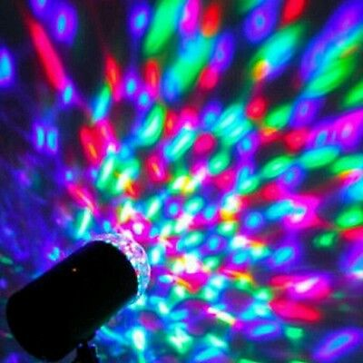 LED Disco Light show*sensory*darkroom*autism*special needs*Christmas gift*
