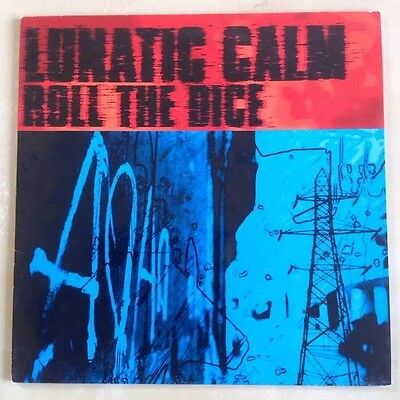 """Lunatic Calm - Roll The Dice (12"""" Single Fatboy Slim, Chemical Brothers)"""
