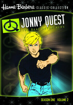 Jonny Quest: The Real Adventures Season One Volume Two [New DVD] Manufactured