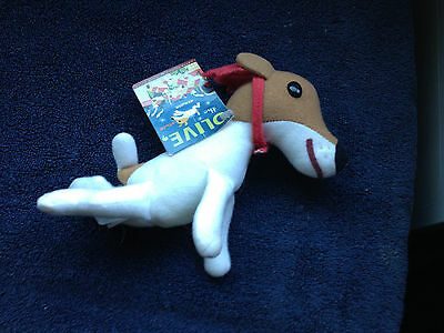 """Olive the Other Reindeer 6"""" Plush Beanie"""