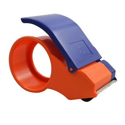 "2"" Inch Portable Tape Dispenser Packing Packaging Sealing Cutter Heavy Duty"