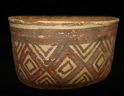 Going Out Of Business Sale!   Wow!   Painted Bowl Early Bronze Age~3000Bc