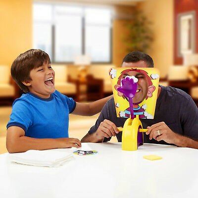 Splat Face Family Fun Filled Game Of Suspense Boxed Toy Party Birthday Gift