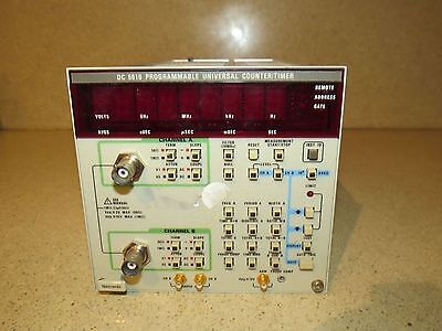 ^^tektronix Dc5010 Dc 5010 Programmable  Universal Counter/timer  Plug In  (Pi1)