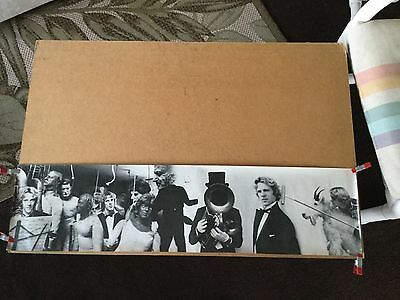 "Stewart Copeland (The Police) ""synchronicity"" ..  Original promo poster"