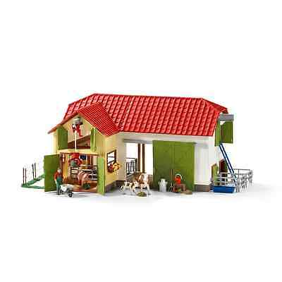 Schleich Large Farm with Animals and Accessories 42333