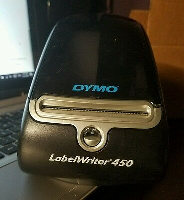 DYMO LabelWriter 450 Thermal Label Printer (1752264) ,come with everything.