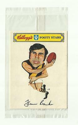 1974 Kelloggs Sticker RICHMOND Francis Bourke